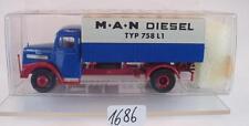 Brekina 1/87 72002 MAN F8 LKW MAN Diesel Typ 758 L1 OVP #1686