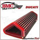 FILTRO DE AIRE DEPORTIVO LAVABLE BMC FM482/08 DUCATI 848 2012