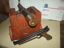 Rare Hand Crafted Large 24 Inc. 5/8 Bore Signal Cannon Naval