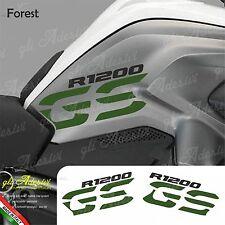 Set Adesivi Fianco Serbatoio Moto BMW R 1200 gs LC Forest