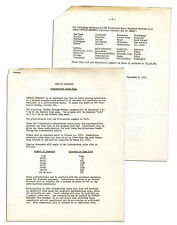 From Estate Captain Kangaroo 1st Year Ad Sales Document
