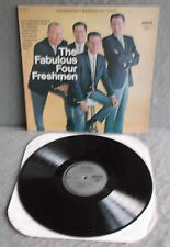 FOUR FRESHMEN  THE FABULOUS FOUR FRESHMEN Pickwick Lp Record Pop PC3080 Jazz
