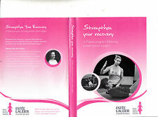 Breast Cancer Surgery-Strengthen Your Recovery-Estee Lauder-Cancer Breast-DVD