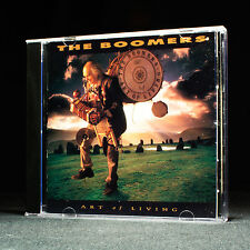 The Boomers - Art Of Living - music cd album