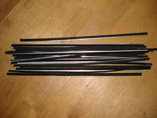 Ford Zephyr / Zodiac Mk3 Door Glass Seal Internal This Is For A Pair
