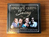 THE KINGS AND QUEENS OF SWING (CD) Brand NEW Sealed