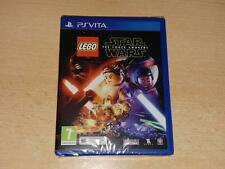 Lego Star Wars The Force Awakens PsVita Playstation Vita **BRAND NEW & SEALED**