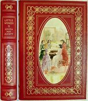 LITTLE WOMEN by Louisa May Alcott Franklin Library Collector's Edition 1982