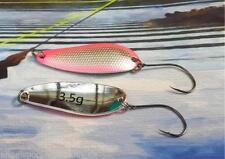 Jigs et spinnerbaits rose pour la pêche