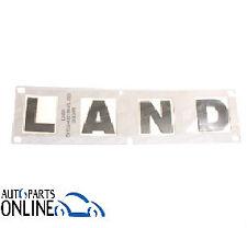 LAND ROVER FREELANDER 2 - PLASTIC - NAME PLATE - (LAND) -  LR002213