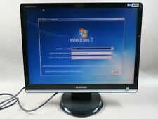 "Samsung SyncMaster 226CW 22"" TFT LCD Monitor 1910x1080 16:9 2ms 1000:1 #30335"