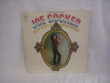 JOE COCKER - MAD DOGS & ENGLISHMEN / DOUBLE LP / GATEFOLD FOLD-OUT COVER