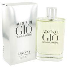 Acqua Di Gio Essenza by Giorgio Armani Eau De Parfum Spray 6 oz For Men