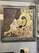 Art Wall Handmade Glass Mosaic By Marcela Damiani