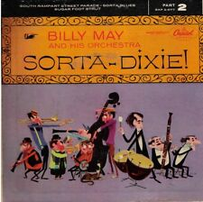 "BILLY MAY! - ""SORTA - DIXIE"" CAPITOL EAP 1-677 EXT PLAY PART TWO MONO EP VG+!!"