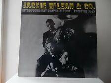 JACKIE McLEAN & - WITH RAY DRAPER  & TUBA PRESTIGE RECORDS-OJC-074 - NEW - MINT