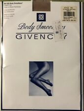 Givenchy Vintage Body Smoothers Support Sheer Pantyhose Tights 555 Beige Size C