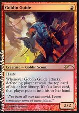 Goblin Guide // foil // nm // DCI promos // Engl. // Magic the Gathering