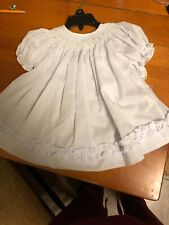 Will Beth 18 Month White Smocked Dress