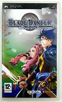 Blade Dancer - Jeu Sony PSP / Playstation Portable - PAL FR