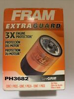 Fram PH3675 Oil Filter Extra Guard Sure Grip 3X Engine Protection