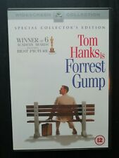 Forrest Gump. DVD. Tom Hanks. 2 Disc Special Collector's Edition. Wide-screen .