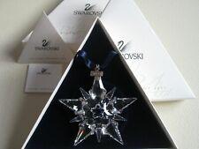 Swarovski 2001 Large Christmas Ornament/Snowflake, Complete & Perfect !!!