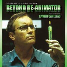 BEYOND REANIMATOR  - COMPLETE SCORE - LIMITED EDITION - XAVIER CAPELLAS