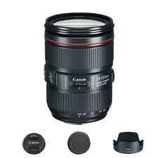 Canon EF 24-105mm f/4L IS II USM Lens for DSLR Cameras