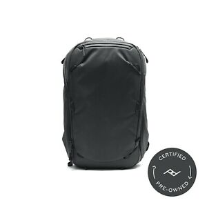 Peak Design Travel Backpack 45L Black - PD Certified