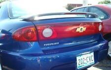 Fits Chevrolet Cavalier 4dr Custom Style Spoiler Wing Primer Un-painted