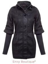 Cappotti e giacche da donna Trench in lana con cerniera