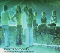 Boards Of Canada - Music Has The Right To Children [New Version] [CD]