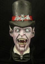 Top Hat Vampire Halloween Mask Don Post Not Freddy Jason