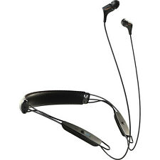 Klipsch R6 In-Ear Bluetooth Leather Neckband Earphones - Certified Refurbished