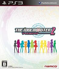 (Used) PS3 Idol Master 2 THE iDOL M@STER [Import Japan]Free Shipping
