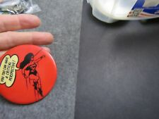 +/                    CRITICAL PERSPECTIVE SUPER WOMAN  pin back button