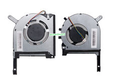 New Asus TUF Gaming FX705 FX705GM FX705GE FX95D CPU & GPU Cooling Fan One Pair