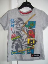 Ninjago Cotton Blend T-Shirts & Tops (2-16 Years) for Boys