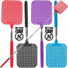 Heavy Duty Extendable Fly Swatter Plastic Bug Mosquito Insects Killer Telescopic