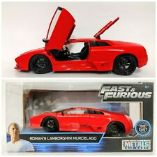 Jada Roman´s Lamborghini Murcielago Fast & Furious 1:24 Metals Diecast NIB