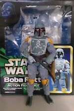 "Star Wars Marmit Japan 12"" Action Figure Kit Fully Poseable Boba Fett"