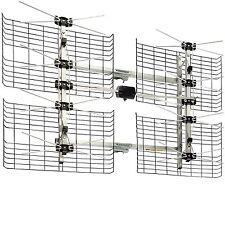 Antennas Direct Multi-Directional Bowtie UHF Antenna w/ Extreme 70+ Miles Range
