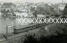 1964 Old MILSONS POINT LINE Train Photo Sydney Railway NSWGR POSTAGE DISCOUNT
