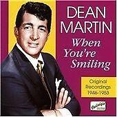Dean Martin-When You're Smiling: Original Recordings 1946 - 1953 CD NEW