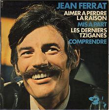 JEAN FERRAT AIMER A PERDRE LA RAISON FRENCH ORIG EP ALAIN GORAGUER