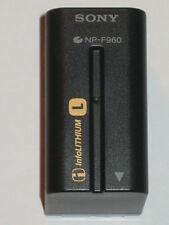 Original Sony Handycam Camcorder battery NP-F960 HI8 Digital8 8mm Minidv Genuine