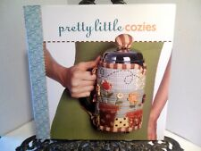 How to Make Sew Pretty Little Cozy 32 Cozies TeaPot Book Casserole Dish Sewing