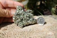 Iron Pyrite Fools Gold Crystal Cluster US Seller! Free Ship!