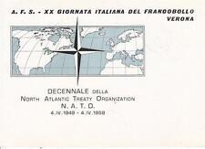 A8935) DECENNALE DELLA N.A.T.O., NORTH ATLANTIC TREATY ORGANIZATION.